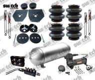 Chevrolet C-10 1963-1972 Bolt on Air Suspension Kit