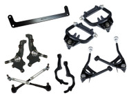 Ford Mustang 1964-1966 Tru Turn Steering Kit - Ridetech Part# 12099599