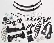 "GMC Sierra 2500HD 2011-2019  McGaughys 10""-12"" SS Lift Kit"