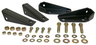 Chevrolet C-10 1963-1972 Rear Shock Extender / Relocation Kit - Part# WESRSRK6372