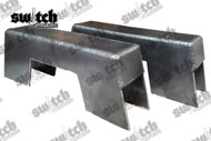 "Chevrolet Silverado / GMC Sierra 1999-2006 4"" Under Bed Frame C-Notch"