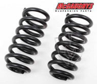 "GMC C-10 1963-1972 Front 1"" Drop Coil Springs - McGaughys Part# 63168"