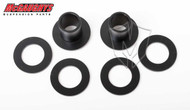 "Cadillac Escalade ESV HD Shocks 2007-2014 Front 1""-2"" Drop Strut Spacers - McGaughys Part# 34062"
