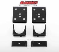 """Chevrolet Silverado 1500 2014-2018 Rear 7"""" Drop Axle Flip Kit - McGaughys Part# 34147"""