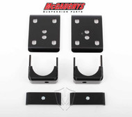 "GMC Sierra 1500 2014-2018 Rear 7"" Drop Axle Flip Kit - McGaughys Part# 34147"