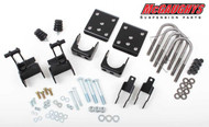 "Ford F150 2wd 2004-2008 Rear 4"" Drop Kit - McGaughys Part# 70007"