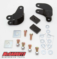 GMC Denali XL 2001-2019 Rear Shock Extenders - McGaughys Part# 33070