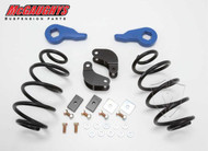 Chevrolet Tahoe LD Shocks 2001-2006 2/3 McGaughys Economy Drop Kit
