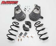 Chevrolet Avalanche LD Shocks 2001-2006 2/3 Deluxe Drop Kit - McGaughys Part# 11018