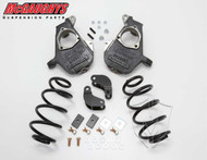 GMC Yukon XL HD Shocks 2007-2014 2/3 Deluxe Drop Kit - McGaughys Part# 30009