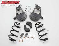 Chevrolet Suburban HD Shocks 2007-2014 2/3 Deluxe Drop Kit - McGaughys Part# 30009
