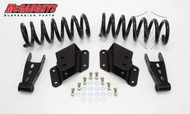 GMC Sierra 1500 2wd Extended Cab 1999-2006 2/4 Economy Drop Kit - McGaughys Part# 33040