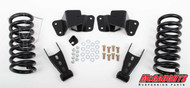 Chevrolet C1500 Silverado 1988-1998 2/4 Economy Drop Kit - McGaughys Part# 33136