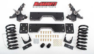 GMC C1500 Cheyenne 1988-1998 4/6 Deluxe Drop Kit - McGaughys Part#MCG33137/33138
