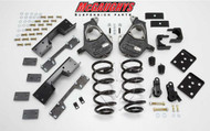GMC Sierra 1500 Extended Cab 2007-2013 4/7 Deluxe Drop Kit - McGaughys Part# 34003