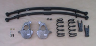 Chevrolet Silverado 1500 Extended Cab 2007-2013 4/6 Deluxe Drop Kit - McGaughys Part# 34006