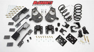 Chevrolet Silverado 1500 Extended Cab 2007-2013 4/6 Deluxe Drop Kit - McGaughys Part# 34016