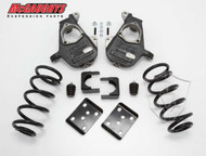 GMC Sierra 1500 Standard Cab 2007-2013 4/7 Deluxe Drop Kit - McGaughys Part# 34024