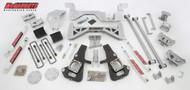 "GMC Sierra 2500HD 2002-2010 7-9"" McGaughys  Lift Kit"