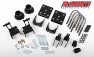 Ford F150 2wd 2004-2008 2/4 Economy Drop Kit - McGaughys Part# 97012