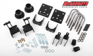 Ford F150 2wd 2009-2014 2/4 Economy Drop Kit - McGaughys Part# 70029
