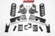Chevrolet Silverado 1500 2wd Extended/Quad Cab 1999-2006 5/7 Deluxe Drop Kit - McGaughys Part# 93026/93028/93030/93032