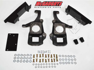 Toyota Tundra 2007-2018 2/4 Economy Drop To 4/6 Deluxe Drop Upgrade Kit - McGaughys Part# 98020