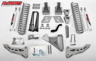 "Ford F250 4wd 2011-2016 8"" McGaughys Lift Kit Phase I"