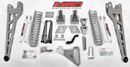 "Ford F250 4wd 2011-2016 8"" McGaughys Lift Kit Phase II"