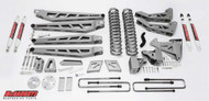 "Ford F350 4wd 2011-2016 8"" McGaughys Lift Kit Phase III"
