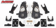 Dodge Ram 1500 2002-2005 2/4.5 Deluxe Drop Kit - McGaughys Part# 94002
