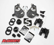 GMC Sierra 1500 2014-2018 3/5 - 4/6 Deluxe Drop Kit - McGaughys Part# 34160 / 34260