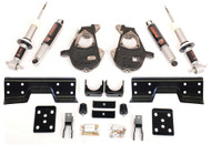 GMC Sierra 1500 2wd 2014-2018 5/7 Deluxe Drop Kit W/Shocks