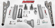 """Ford F250 4wd 2008-2010 6"""" Lift Kit W/Shocks Phase II - McGaughys Part# 57242"""