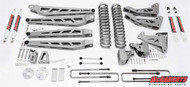 """Ford F350 4wd 2008-2010 6"""" Lift Kit W/Shocks Phase III - McGaughys Part# 57343"""