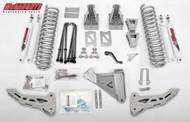 "Ford F350 4wd 2005-2007 6"" Lift Kit W/Shocks Phase I - McGaughys Part# 57331"
