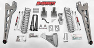 "Ford F250 4wd 2005-2007 6"" Lift Kit W/Shocks Phase II - McGaughys Part# 57232"