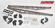 "Ford F350 2017-2019 60"" Mcgaughys Traction Bar Kit"