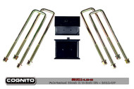 Chevrolet Silverado / GMC Sierra 4wd 2500HD 2011-2019 Block & U Bolt Kit