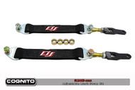 GM 2500HD/3500HD 2001-2010 Cognito Adjustable Limit Strap kit
