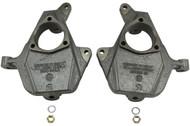 """GMC Sierra 1500 99-06 Front 2"""" Drop Spindles - Belltech Part# 2508"""