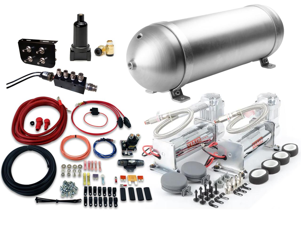 Manual Valve Air Management Kit on