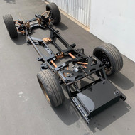 Chevrolet / GMC C20/C30 1973-1991 Extreme Air Ride Choppin Block Full Chassis