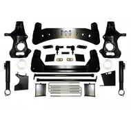"GMC Sierra 1500 4WD 2019 9"" Full Throttle Suspension Basic Kit"
