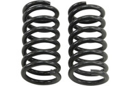 """Mitsubishi Mighty Max 2.5"""" Drop Coil Springs - Belltech Part# 4270"""