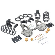 GMC Sierra 1500 2wd 2016-2018 3-4 / 7 Belltech Drop Kit