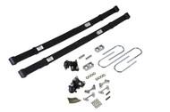 """GMC Canyon Z85 2004-2012 2""""/4"""" Belltech Lowering Kit"""