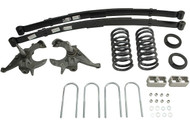 "GMC S-15 Sonoma 1982-2004 4cyl  4"" or 5""/5"" Belltech Lowering Kit"