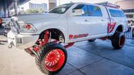 "Dodge Ram 2500 4wd 2014-2018 10"" Premium McGaughys 4 Link Lift Kit"