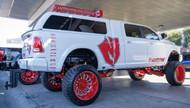 "Dodge Ram 2500 4wd 2014-2019 10"" Premium McGaughys Radius Arm Lift Kit"